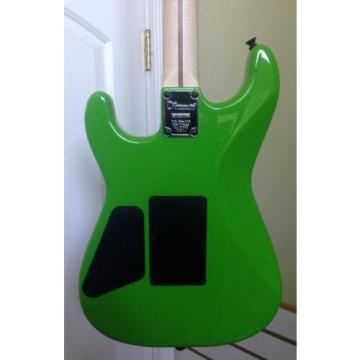 Charvel Pro-Mod San Dimas Style 1 HH FR Floyd Rose Slime Green Electric Guitar