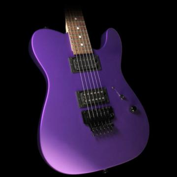 Charvel USA Select Series San Dimas Style 2 HH Electric Guitar Satin Plum