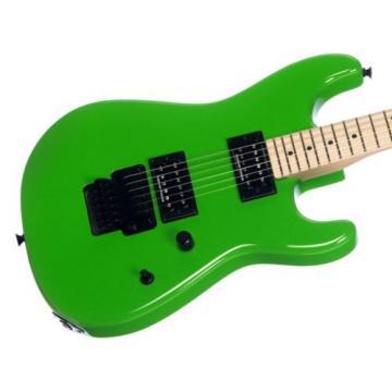 Charvel Guitars San Dimas Pro-Mod Style 1 HH Slime Green NEW!