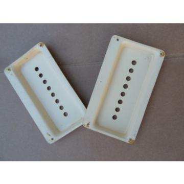Gibson Consolette Double 8-String Table Lap Steel PICKUP COVERS 1950s Supro