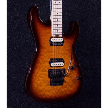 Charvel Pro-Mod San Dimas Style 1 HH FR in Tobacco Burst -NEW