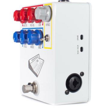 NEW JHS Pedals Colour Box Preamp / DI Guitar Effects Pedal