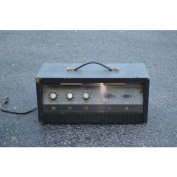 1960 Montgomery Wards amp head rare GIM 8111A  Airlines Valco Supro