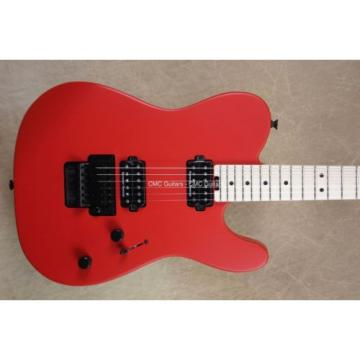 Charvel 2017 Pro Mod San Dimas Style 2 Tele HH Satin Red Guitar - Pre Order