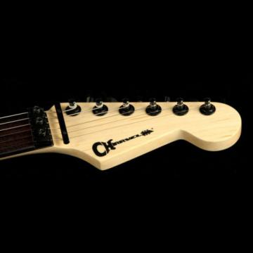 Charvel Pro Mod San Dimas Style 2 2H FR QM Electric Guitar Trans Black Burst
