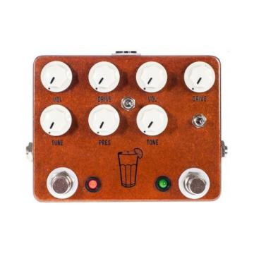 JHS Sweet Tea 2-in-1 Dual Overdrive Guitar Effect Pedal