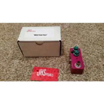 JHS Foot mini fuzz