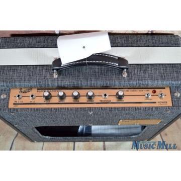 New Supro 1695T Black Magick Tube Guitar Combo Amp 25W 6973 Class A