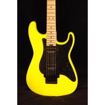 CHARVEL PRO-MOD SO-CAL STYLE 1 HH FR, MAPLE FINGERBOARD, NEON YELLOW