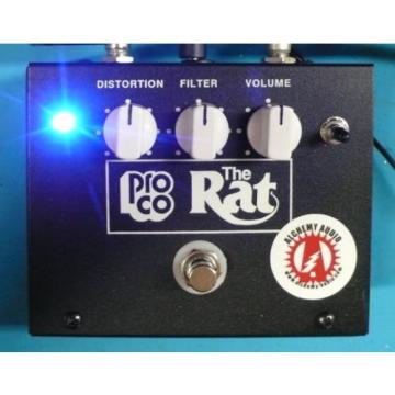 Modify your ProCo Rat Large Box Distortion Guitar Effects Pedal + upgrades Hear!