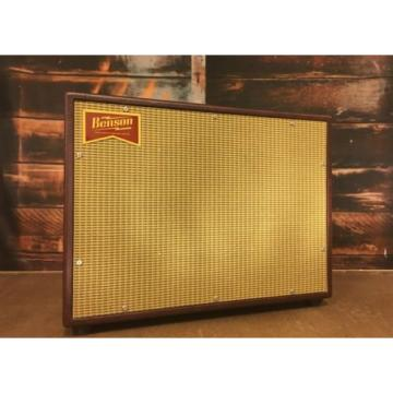 Benson Monarch 15 Watt Tube Combo
