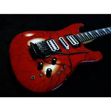 Charvel Neck Samick Body Partscaster Super Strat 80's Custom Guitar