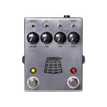 JHS The Kilt 2-in-1 Dirt Box/Boost Guitar Effects Pedal