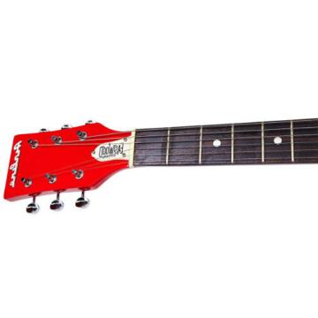 Eastwood Guitars Airline Bighorn - Red DEMO