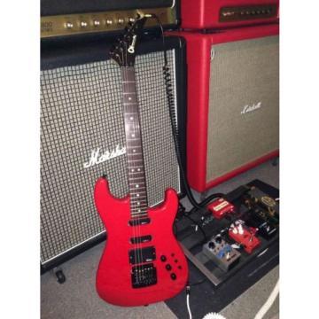 Charvel  Jackson CH 4 Original 1986 Red rare