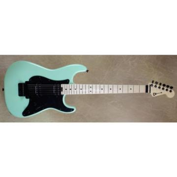 Charvel Pro Mod So-Cal Style Specific Ocean Guitar w/ FU Tone Big Brass Block