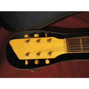 Vintage Guitar National Valco Supro