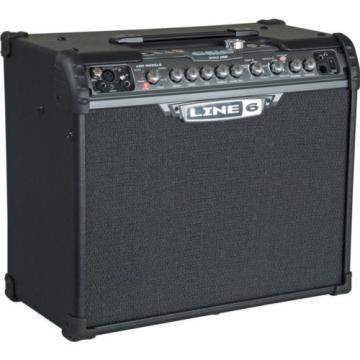 NEW Line 6 Spider JAM 75 Watt Guitar 1X12 Combo Amp Amplifier Effects Model Blk