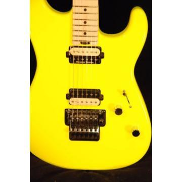 CHARVEL PRO-MOD SAN DIMAS STYLE 1 HH FR - Neon Yellow