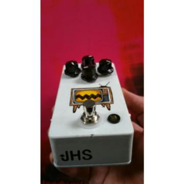 JHS V3 Charlie Brown Distortion Pedal hand painted