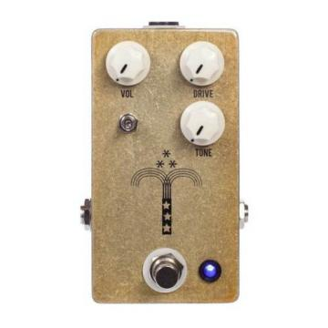 JHS Pedals Morning Glory V4 Overdrive Transparent Distortion NEW