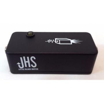 JHS Pedals Little Black Buffer Input Impedance Pedal - Brand New w/ Case Candy