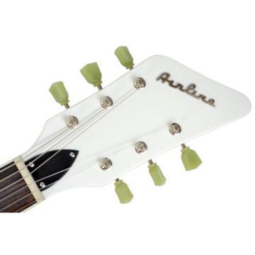 Eastwood Guitars Airline '59 Custom 3P DLX - White DEMO