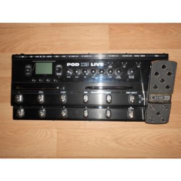 Line 6 Pod X3 Live Multi-Effects Guitar Effect Pedal