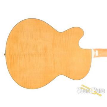 Fender D'Aquisto Elite Natural Archtop #E524596 - Used