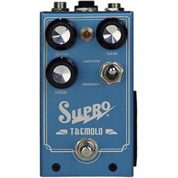 "Supro 1310 ""Tremolo"" Pedal, Brand New in box, Free Shipping"