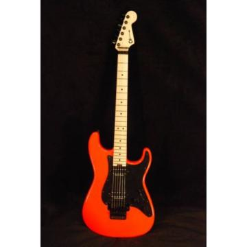 Charvel PRO-MOD SO-CAL STYLE 1 HH FR, MAPLE FINGERBOARD, Rocket Red
