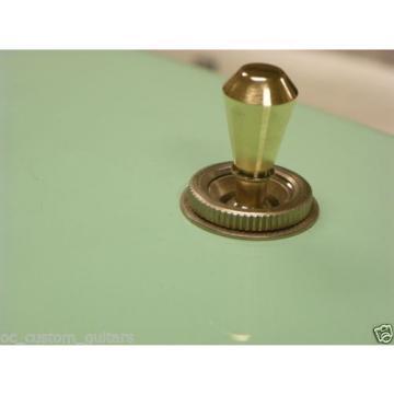 Brass Switch tips fits USA switchcraft switches Charvel/Jackson