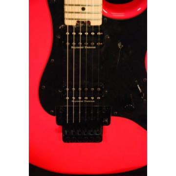 Charvel PRO-MOD SO-CAL STYLE 1 HH FR, MAPLE FINGERBOARD, Neon Pink
