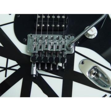 Charvel Evh Art Series Black/White