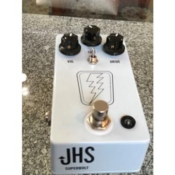 JHS Superbolt Overdrive Pedal Version 1