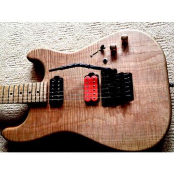 Charvel San Dimas Supernatural Custom (MUSIKRAFT USA)maple top Electric Guitar