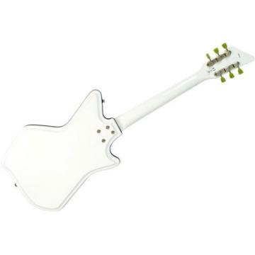 Eastwood Guitars Airline '59 Custom 3P DLX - White