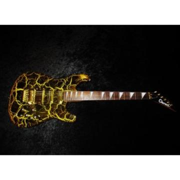 Charvel Neck Samick Body Partscaster Super Strat 80's Custom Guitar