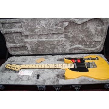 Fender American Professional Telecaster Electric Guitar Butterscotch  031504