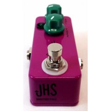 JHS Pedals Mini Foot Fuzz / Overdrive Guitar Effect Pedal - Brand New In Box