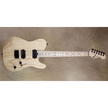 Charvel 2017 Pro Mod San Dimas Style 2 HH HT Tele Natural Ash Guitar - In Stock
