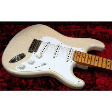 NEW! Fender Custom Shop Eric Clapton Journeyman Relic 2017 White Blonde RARE!
