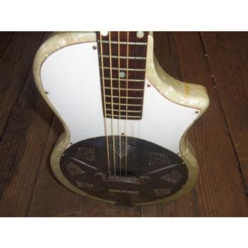1963 Valco/National/Supro Resonator Solid Body