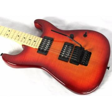 Charvel Pro-Mod San Dimas Electric Guitar Signed by Mike Orlando Adrenaline Mob
