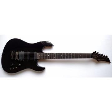 Gibson WRC Wayne Charvel Signature Electric Guitar Ebony USA Rare w/Gig Bag