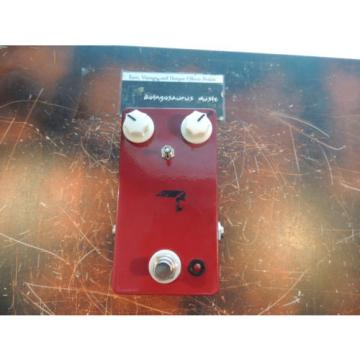 JHS ASTRO MESS FUZZ EFFECTS PEDAL BOUTIQUE FREE U.S. SHIPPING!!!