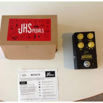 JHS PEDALS MUFFULETTA FUZZ GUITAR EFFECTS PEDAL-Six Way Fuzz Pedal