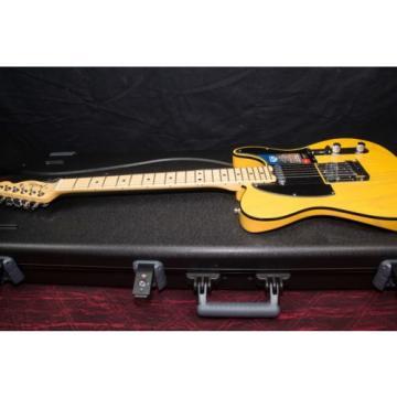 Fender American Elite Telecaster Maple Fingerboard Electric Guitar 031512