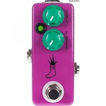 NEW JHS PEDALS MINI FOOT FUZZ GUITAR EFFECTS PEDAL FREE US SHIPPING