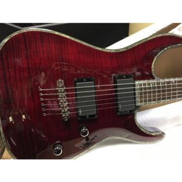 ESP/LTD H1001 See thru Black Cherry